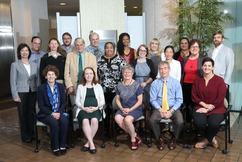 Picture of attendees to the June 2019 NIH Prevention Research Coordinating Committee (PRCC) retreat