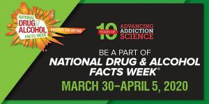 NIDA Drug and Alcohol Facts Week